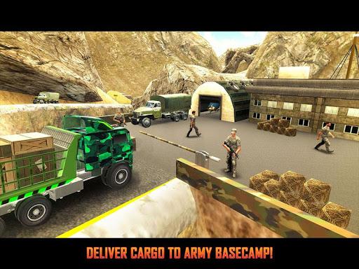 Army Tank Transport Plane Sim screenshots 10