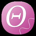 Binaural Beats Theta Waves icon