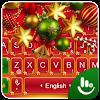 Red Christmas Keyboard Theme