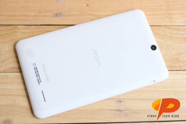 Cherry Mobile MAIA Smart Tab Review - back