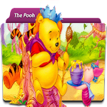 Wallpapers The Pooh HD Icon