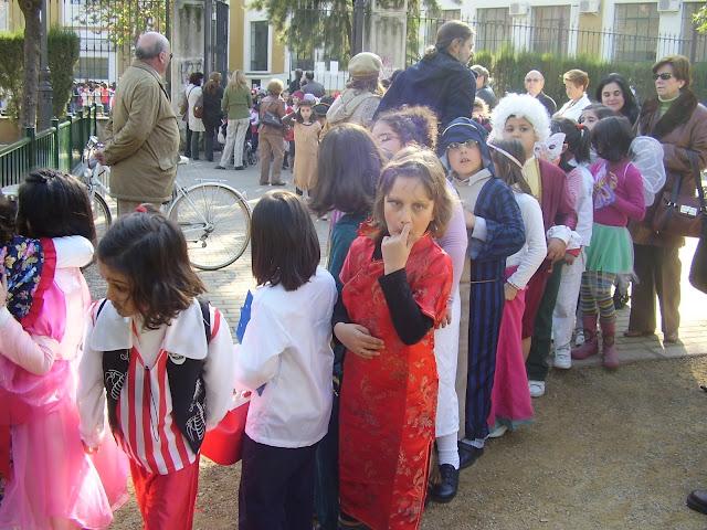 vaikų karnavalas