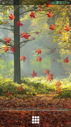 玩個人化App|秋天的壁纸自由生活免費|APP試玩