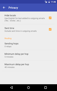 Bote: Private Email on I2P