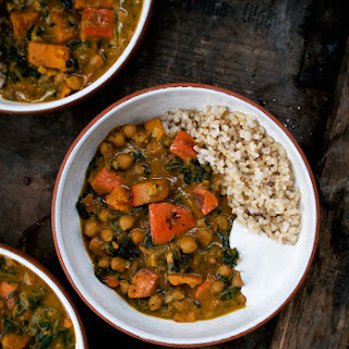 Pumpkin Chickpea Stew Recipe