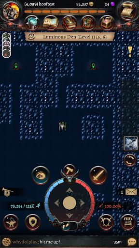 Code Triche Fallen Sword APK MOD screenshots 4