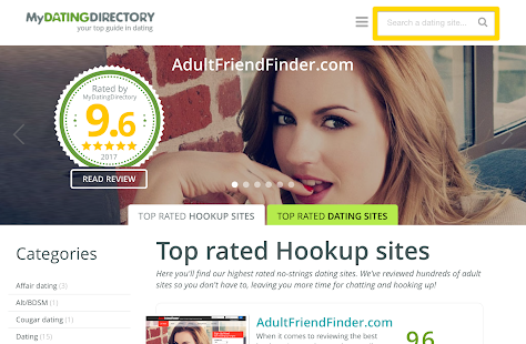 Dating Site Reviews- screenshot thumbnail