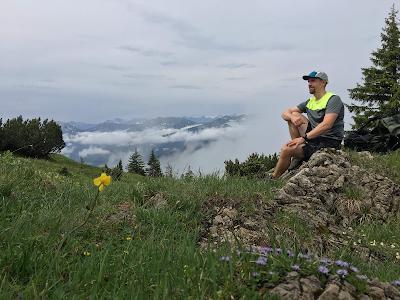 Blauberg hike - Jun 19