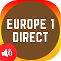 Europe 1 Direct icon