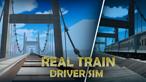 Real Train Driver Sim