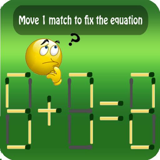マッチ棒の無料ゲームモバイルProに新しいパズル 程式庫與試用程式 App LOGO-硬是要APP