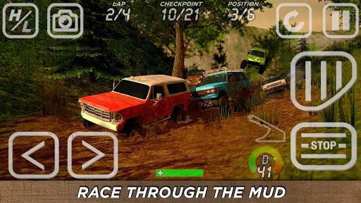 4x4 Mania: SUV Racing apkslow screenshots 4