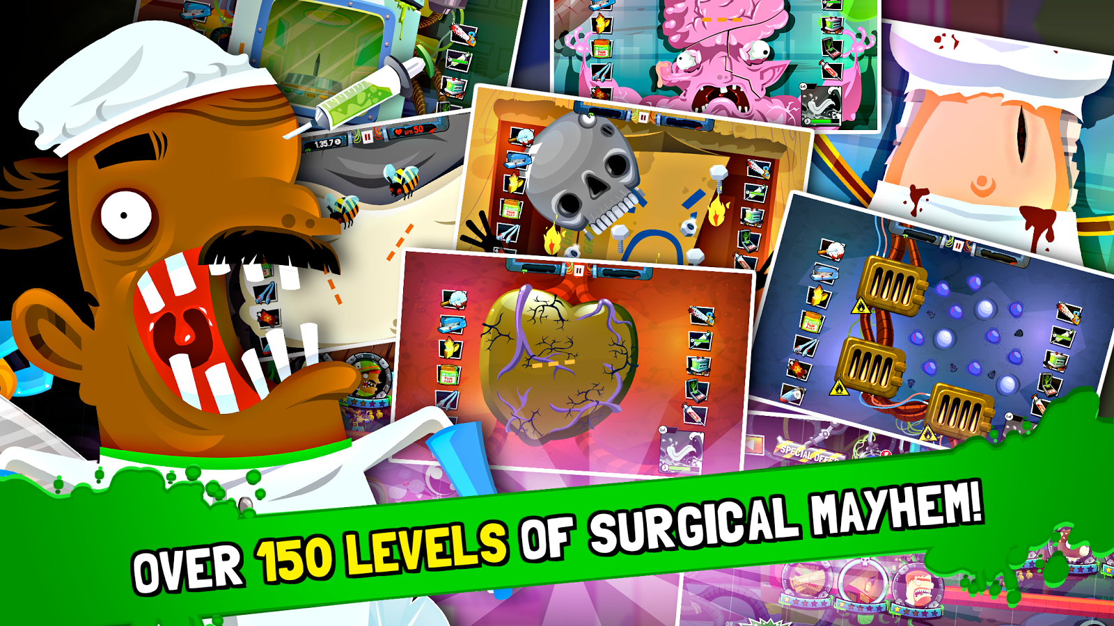 Amateur Surgeon 4- screenshot