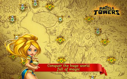 Battle Towers Screenshot 5