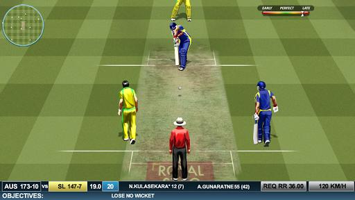T20 Cricket Games ipl 2018 3D 1.6 screenshots 1