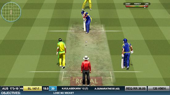 T20 Cricket Games ipl 2018 3D - náhled