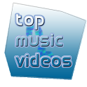 Top music videos videoclips icon
