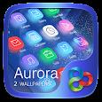 Aurora GO Launcher Theme apk