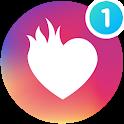 Waplog - Free & secure dating app to meet people icon