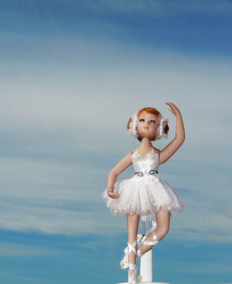 Ballerina... di Justinawind