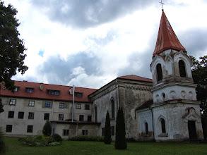 Photo: 1832 m. Rusijos valdžios iniciatyva vienuolynas paverstas kareivinėmis, o bažnyčia – cerkve. Lietuvai atgavus nepriklausomybę pastatai grąžinti tikintiesiems, o vienuolyno patalpose įsteigtas Šv. Dominyko pensionatas, atidaryta mergaičių mokykla.