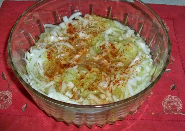 Easy & Delicious Cucumber Salad, Hungarian Style Recipe