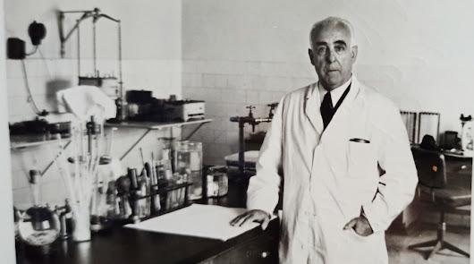 Juan López Vizcaíno, medio siglo al servicio de la sanidad