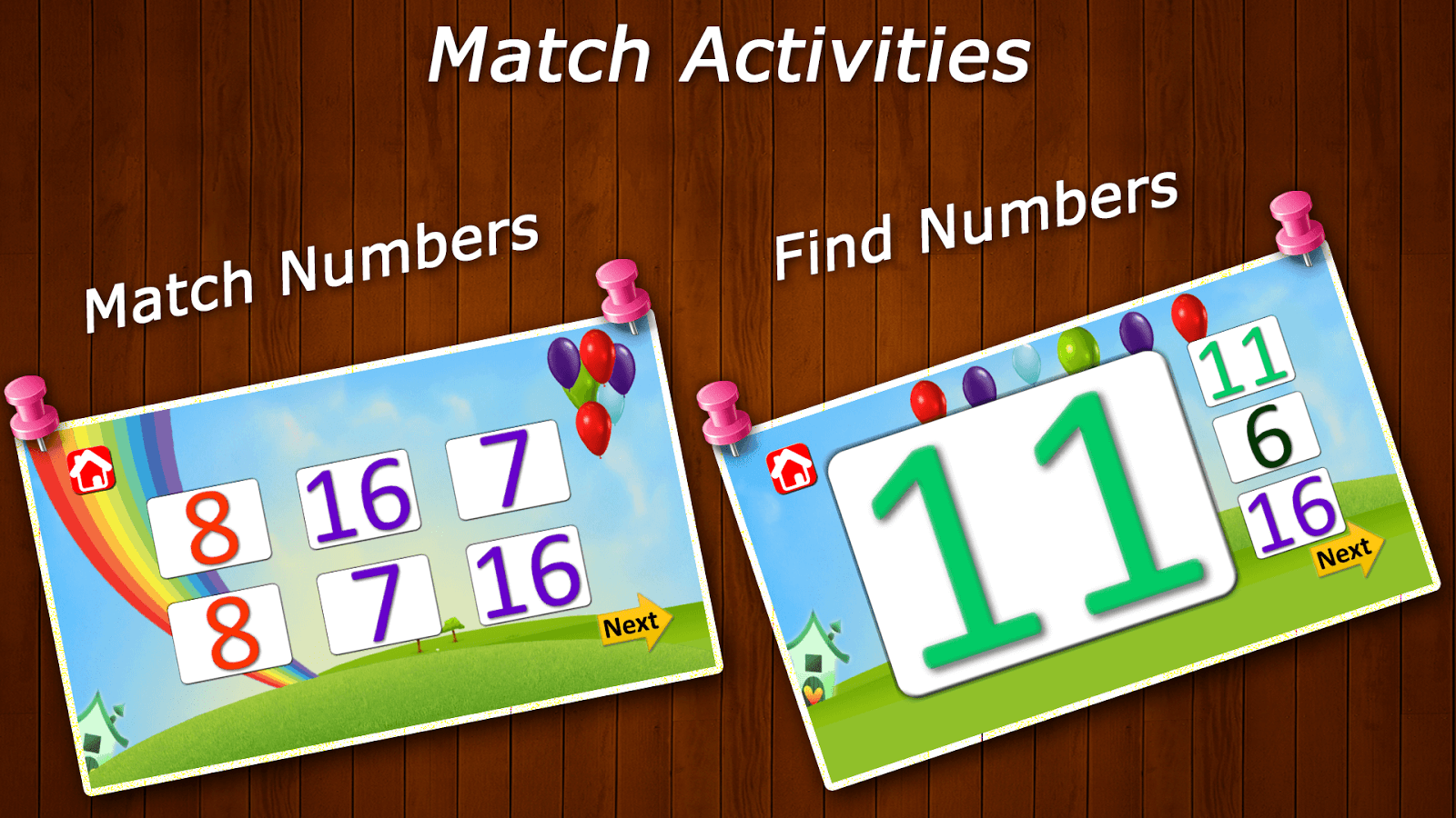 preschool numbers 123 Numbers Pro- screenshot