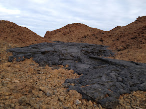 Photo: New Lava Over Old