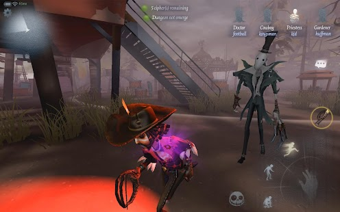 Identity V-2nd Anniversary Screenshot