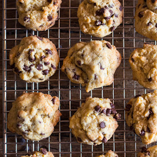 One Bowl Soft Chocolate Chip Cookies Recipe
