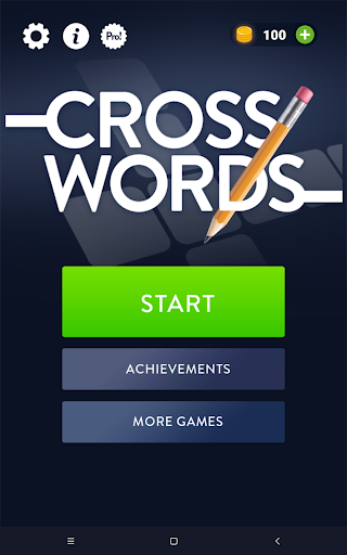 Crosswords Puzzle Free filehippodl screenshot 11