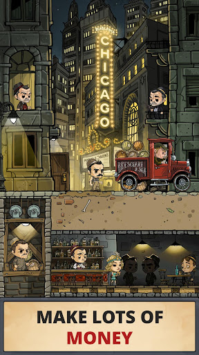Idle Mafia Boss android2mod screenshots 3