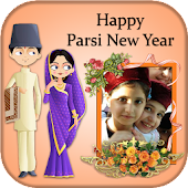 Parsi New Year Photo Frame 2017 : Nowruz Photo