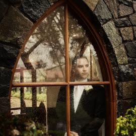Fusion Photography - Canberra wedding photographer Ben Kopilow by Ben Kopilow - Wedding Groom