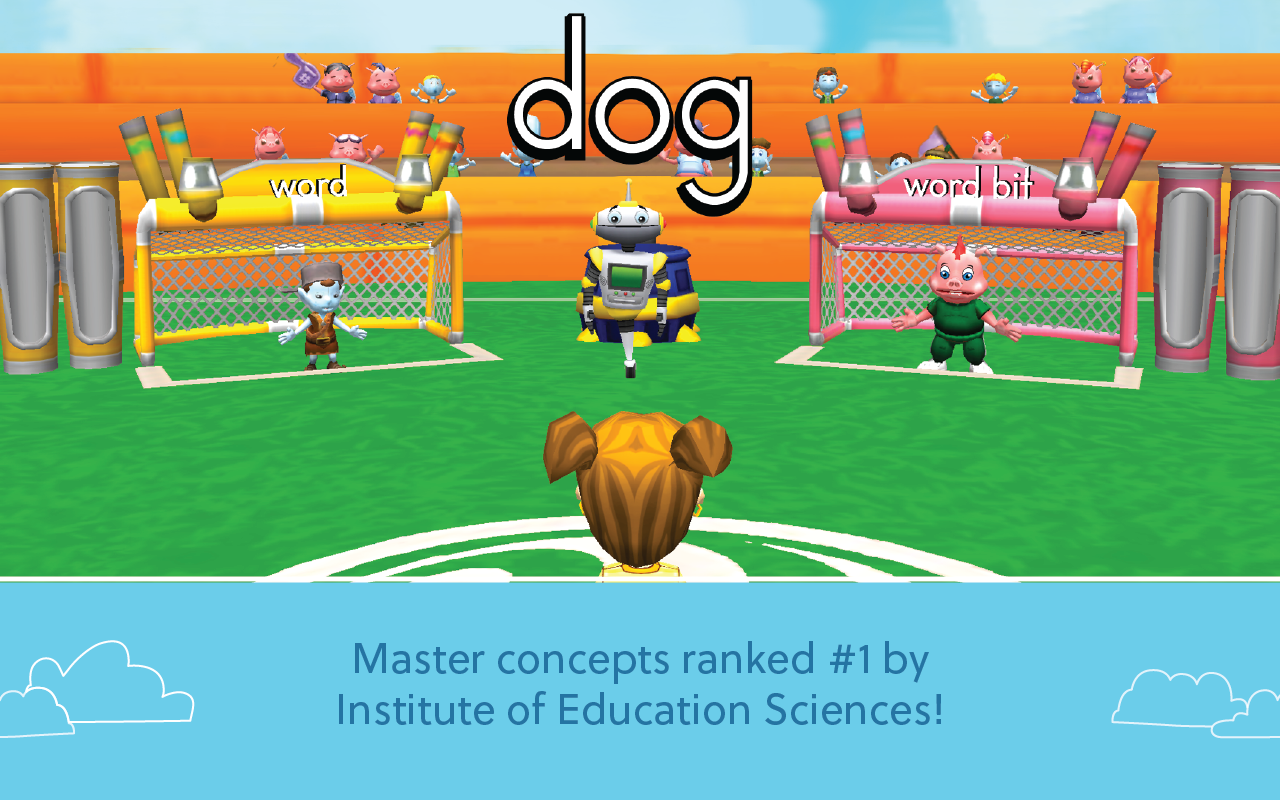 Ooka Island Learn to Read- screenshot