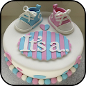 Baby Shower Cakes Wallpapers icon