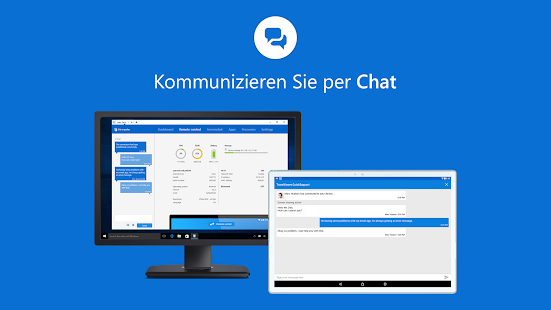 TeamViewer QuickSupport Screenshot
