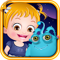 Baby Hazel Alien Friend icon