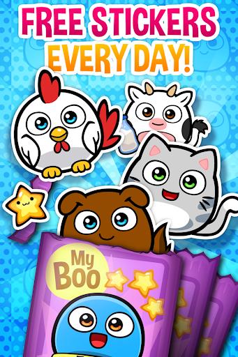 My Boo Album - Sticker Book screenshot 2