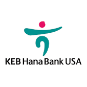 KEB Hana Bank USA Mobile Bank