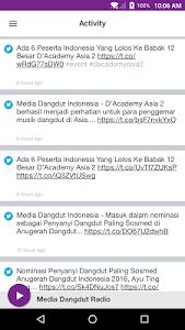 Media Dangdut Radio screenshot 1