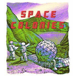 Space Colonies - Idle Clicker