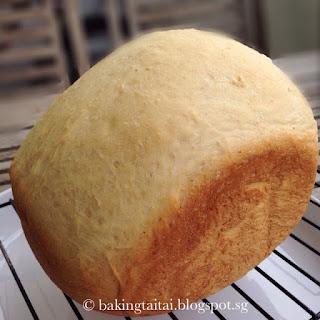 Honey & Oatmeal Bread.