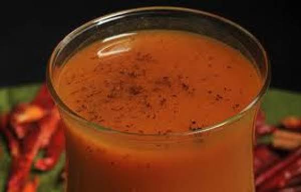 Hot Pumpkin Toddies Recipe