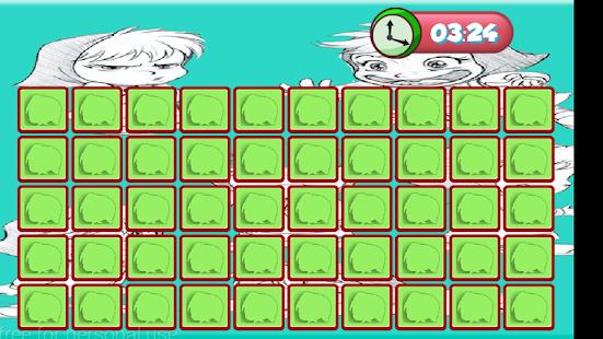 Masha Memory Game screenshot