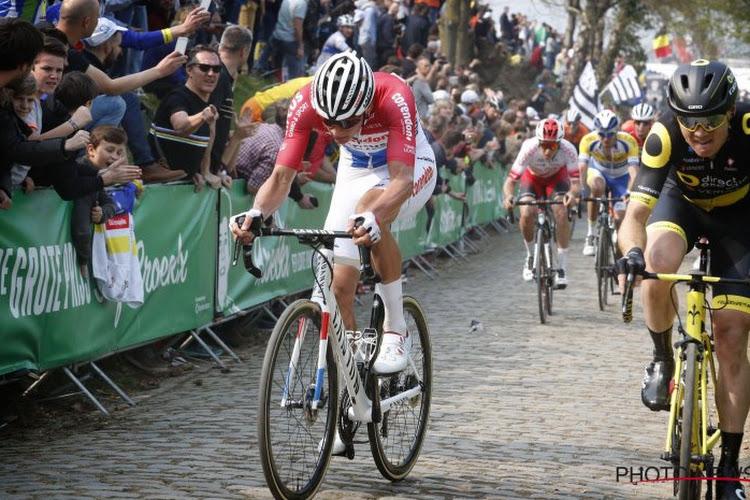 Mathieu van der Poel blijft verbazen en wint nu ook de Brabantse Pijl