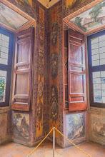 """Photo: """"Sala della Caccia"""" or The Hunting Room in Villa d'Este in Tivoli, Lazio, Italy"""