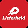 LIEFERHELD - PIZZA PASTA SUSHI App Icon