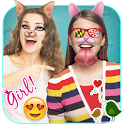 Funny Face Changer  Photo Editor icon